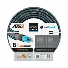 "GARDEN HOSE 3/4""CELLFAST hobby ATS2 layer 50 m, GARTENSCHLAUCH, 6 Schicht 50 m"