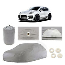 Porsche Cayenne 6 Layer Car Cover Fitted Outdoor Water Proof Rain Snow Sun Dust