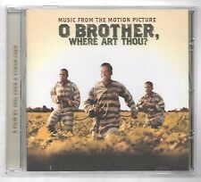 CD / O BROTHER WHERE ART YOU ? (B.O DE FILM)