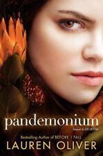 Pandemonium (Delirium Trilogy) by Oliver, Lauren