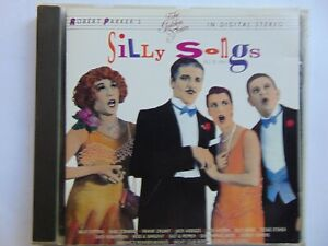 Robert Parker's The Golden Years - Silly Songs 1922-1934 - CD - FREE POST