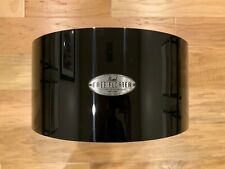 Pearl 8x14 Free Floating Snare Drum Shell in Piano Black