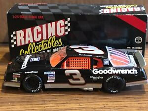Action 1988 Dale Earnhardt #3 GM Goodwrench Aerocoupe 1/24 1 of 5016