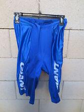 Cuissard cycliste GIANT AGU SPORT bleu cycling short 6 XXL