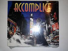 ACCOMPLICE Accomplice CD DIGIPAK 11 tracks FACTORY SEALED NEW 2000 Adrenaline