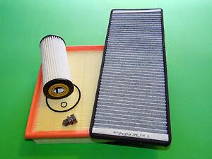 kl Filterset Filtersatz Inspektionspaket VW Passat 3B, Audi A4 8D 1.9 TDI (85kW)