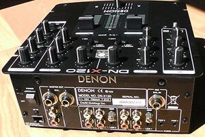 Denon DN-X120 Mixer - neuwertig