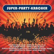 SUPER PARTY KRACHER 2 CD NEUF DORIS DAY/SPACE/EARTH&FIRE/ANITA WARD/+