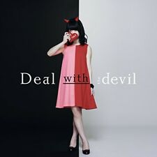 New Deal with the devil Tia Limited Edition Kakegurui Compulsive Gambler CD DVD