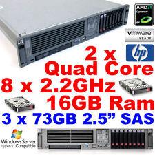 Serveurs informatiques avec mémoire de 16 Go RAM
