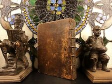 1678 1ed Idolatry & Idols Tenison JEWS Witches Occult Superstition Demons Pagan
