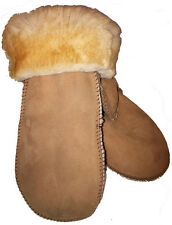 Sheepskin Mittens in size small to XL