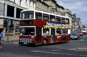 6x4 Bus colour photograph Lothian Olympian GSC667X