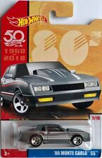 2018Hot Wheels 50th Anniversary Throwback Series '86 MONTE CARLO SS 5/10