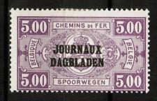 Timbres pour Journaux, JO 30 Type I, neuf avec charnière *, Val COB 3,25 EUR