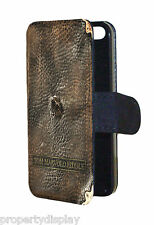 Harry Potter Inspired Tom Marvolo Riddle Diary Wallet Flip Phone Case Cover