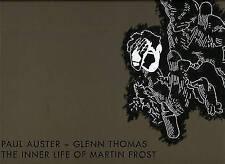 The Inner Life of Martin Frost, Paul Auster, Glenn Thomas, Very Good