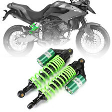 "12.5"" 320mm Universal Motorcycle Rear Shock Absorbers Suspension Anodized Green"