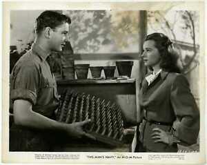 This Man's Navy 1945 Original MGM Photo - Tom Drake Jan Clayton