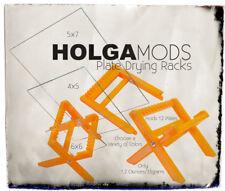 HOLGAmods 3D Printed Wet Plate, Dry Plate, Tintype Drying Rack