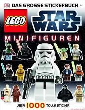 Fachbuch LEGO® Star Wars™ Minifiguren, Das große Stickerbuch, über 1000 Sticker