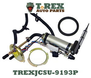 1991-1993 Jeep Cherokee gas tank sending unit w/ F.I. w/ the fuel pump