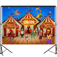 Carnival Circus Backdrop Scene Setters Photography Background Large Banner 7x5ft