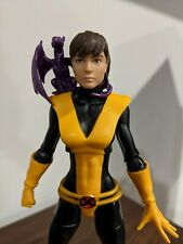 Hasbro Marvel Legends X-Men Kitty Pryde 6 inch Action Figure - Loose w/ Lockheed