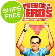 Revenge of the Nerds (DVD 2009 Panty Raid Edition) NEW, Sealed, Robert Carradine