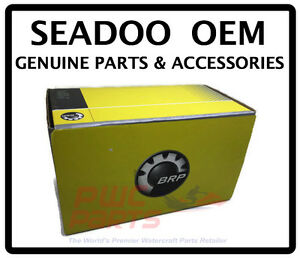 SEADOO OEM Start/Stop Knob 278001713 2002-2011 GTX 4-Tec / Ltd SC / GTI RXP RXT+