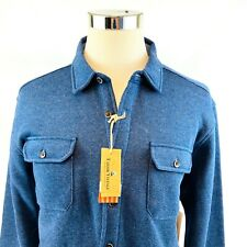 Tailor Vintage Sherpa Lined Over Shirt Jacket Mens XL NWT $118