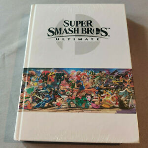 Super Smash Bros. Ultimate: Official Collector's Edition Guide Hardcover
