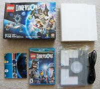 LEGO Wii - Video Game - LEGO Dimensions Starter Pack 71174 - New (No outer box)