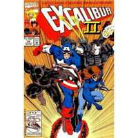 Excalibur (1988 series) #59 in Near Mint + condition. Marvel comics [*hv]