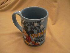 "Disney Jerry Leigh Mug Mickey ""Doesn't Get Any Cuter than This"" Coffee Mug 4.5"""