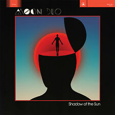 "Moon Duo Shadow of the Sun RED VINYL LP Record & Bonus 7"" Occult Architecture!!!"
