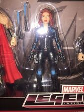 "Avengers 6"" Marvel Legends Black Widow  from the Avengers Age of Ultron box set"