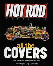HOT ROD ALL THE COVERS MAGAZINE BOOK FORD FLATHEAD RAT DRAG RACING VTG HRM NHRA