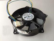 EVERFLOW F129025SU 90/80mm x25mm CPU Round Fan  12V 4Pin 0.38A 729
