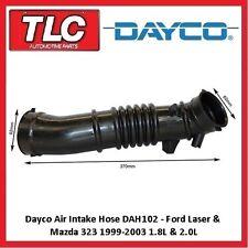 Dayco Air Intake Hose Ford Laser KN KQ Mazda 323 BJ & Premacy CP 1.8L & 2.0L
