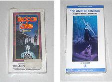 I TAROCCHI DEL CINEMA di SESAR Sergio Sarri NUOVI Tarot Lo Scarabeo 1995 + LIBRO