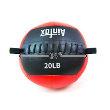 Wall Ball 20Lbs Crossfit Strength Medicine Balls Gym Workout Fitness Exercise