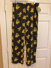pikachu pajamas Adult Mens Xl