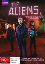 The Aliens : Series 1 (DVD, 2017, 2-Disc Set)
