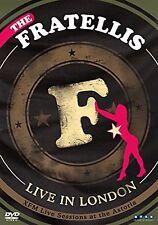 The Fratellis - Live (DVD, 2013)