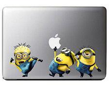 "1X Dancing Minions Apple Macbook Air/Pro/Retina 11/13/15/17"" Vinyl Sticker Decal"