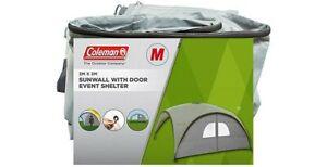 Coleman Event Shelter Pro M Sunwall Door - Silver