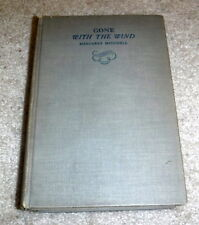 Gone With The Wind by Margaret Mitchell, 1936 First Edition - box 8