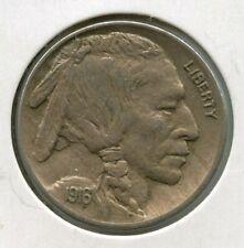 1916 P Buffalo Indian Nickel 5C Phialadelphia Mint MH533