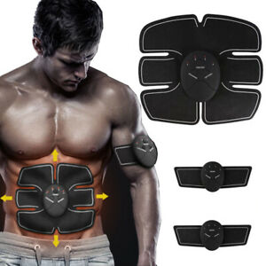 EMS Training Toning Belt Abdominal Muscle trainer Fitness Belt ABS Stimulator